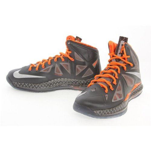 ad6026a28f9 Nike Lebron X Bhm Style  583109-001 Size  11 - Buy Online in Oman ...