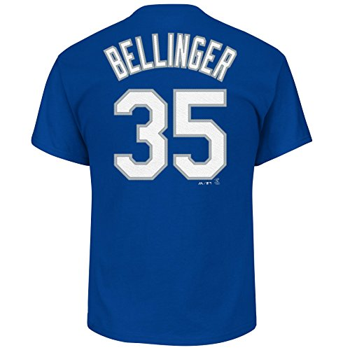 Cody Bellinger Los Angeles Dodgers #35 Youth Player T-Shirt (Medium 10/12)