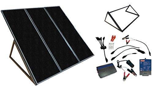 Sunforce (58050) 55 Watt Coleman Solar Power Generator Kit (55w Supply Power)
