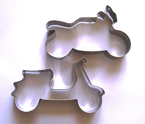 motorcycle cookie cutter - 7