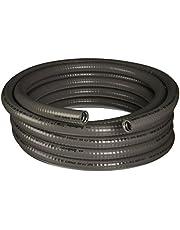 Southwire 55082621 Flexible Liquidtight Metallic Conduit, Gray