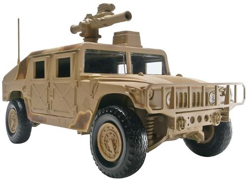 Revell SnapTite MAX Humvee Plastic Model Kit from Revell