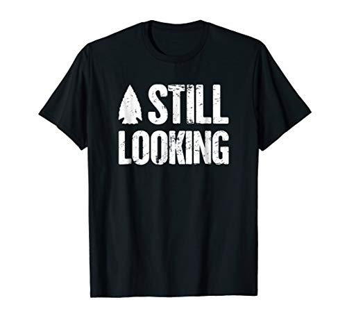 Funny Artifact Arrowhead Hunter T-Shirt
