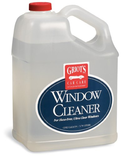 (Griot's Garage 11110 Gallon Window Cleaner Gallon)