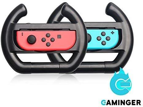 Paquete doble de volante para Nintendo Switch Joy-Con Controller ...