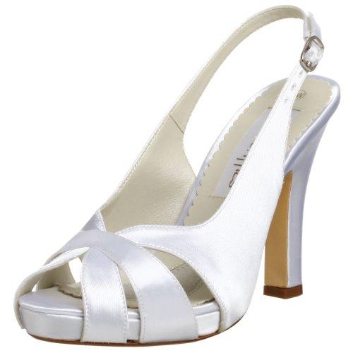 - Coloriffics Women's Randi Pump,White,9 M