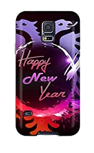 [QYCWNAZ4577HdPje] - New 2011 Happy New Year 1080p Protective Galaxy S5 Classic Hardshell Case