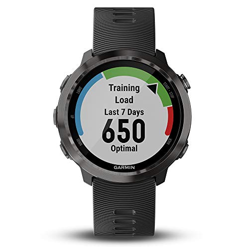 Garmin Forerunner 645 Music Bundle with Extra Band & HD Screen Protector Film (x4) | Running GPS Watch, Wrist HR, Music & Spotify, Garmin Pay (Slate + Music, Teal) by PlayBetter (Image #5)