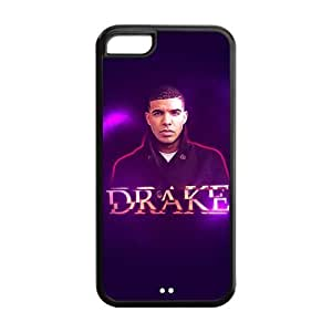 Customize Famous Singer Drake Back Cover Case for iphone 5C Designed by HnW Accessories