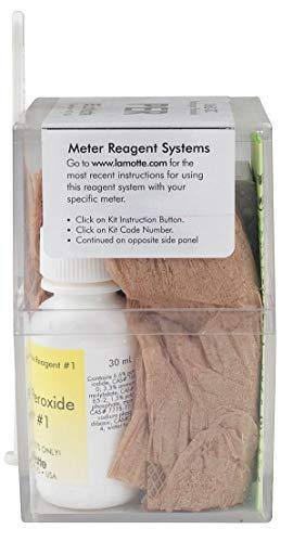 Lamotte Colorimeter Reagent, Hydro Peroxide, PK100 - 3662-SC