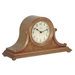 Hermle Scottsville Mantel Clock in Oak Sku# 21132I92114
