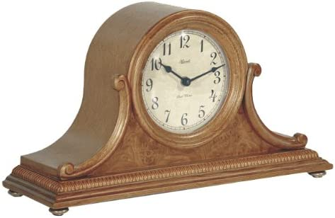 Hermle Scottsville Mantel Clock in Oak Sku 21132I92114