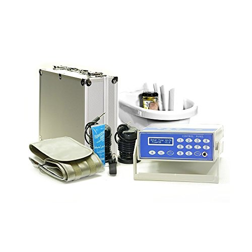 FB401E Ionic Detox Foot Bath System with