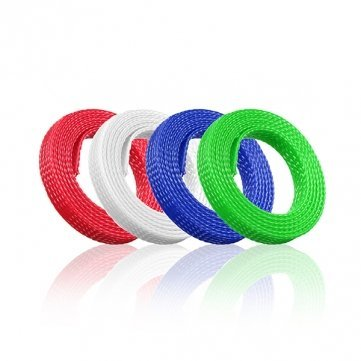 1m-8mm-braided-expandable-wire-gland-sleeving-high-density-sheathing-green