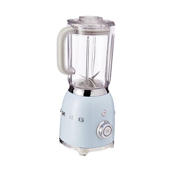 Smeg BLF01PBUS 50s Style Blender, Blue 1