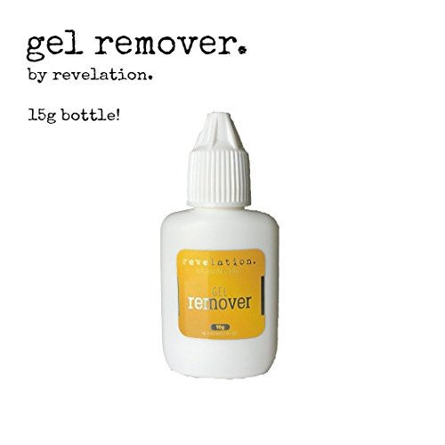 Eyelash Extension Gel Remover (15g) By Revelation.