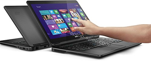 Dell Latitude 7000 UltraBook Series (1920x1080) TOUCH SCREEN Business Laptop NoteBook (Intel Quad Core i7-4600U, 16GB Ram, 512GB Solid State SSD, HDMI, Camera, WIFI) Win 10 Pro (Renewed)