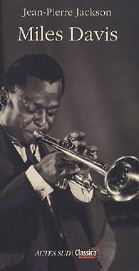 Miles Davis par Jean-Pierre Jackson