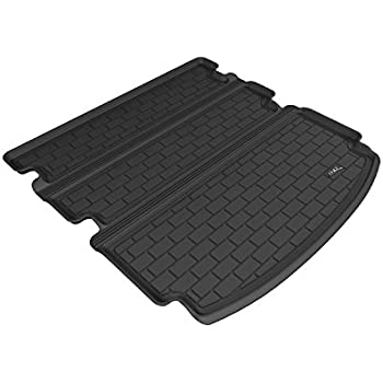 Amazon Com 3d Maxpider Stowable Custom Fit Cargo Liner