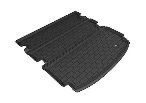 3D MAXpider Stowable Custom Fit Cargo Liner for Select Acura MDX Models - Kagu Rubber (Gray) ()