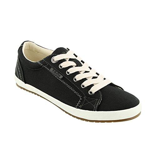 Taos Women's Fashion Sneaker Star Black Footwear rwSpqrTC