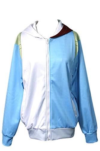 Sweat Manches 3d Manteau Longues Type Costume Japonais Unisexe Types 3 Multiples Avec Helymore Capuche Anime Cosplay A Impression w7qXOvS