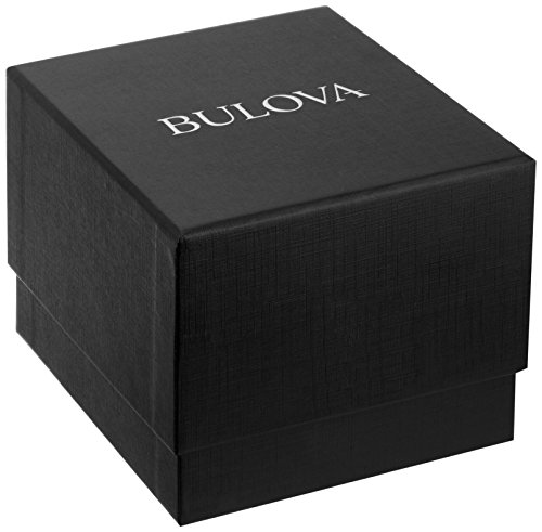 Bulova Men's Quartz Stainless Steel Casual Watch, Color:Silver-Toned (Model: 96B260) by Bulova (Image #2)