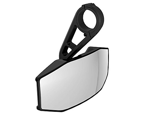 POLARIS RZR GENERAL SXS CONVEX REAR VIEW MIRROR ALL YEARS 2881540 (Polaris Rzr Rear View Mirror)