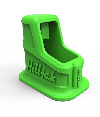 Hi-Point C9 9mm single-stack magazine loader by Hilljak - Neon Green