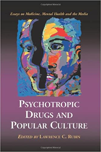 com psychotropic drugs and popular culture essays on  com psychotropic drugs and popular culture essays on medicine mental health and the media 9780786425136 lawrence c rubin books