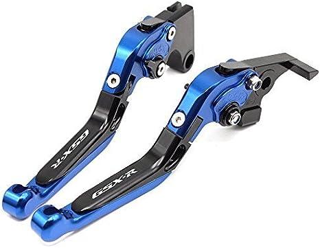 Motorcycle Accessories CNC Folding Extendable Brake Clutch Levers For SUZUKI GSX-R 600 2006-2010,GSX-R 750 2006-2010,GSX-R 1000 2005-2006
