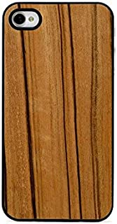 product image for CARVED Clear Wood Case for iPhone 4/4S - Paldao (CC1E)