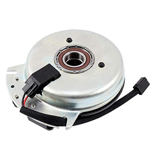 OCPTY Electric Lawn Mower Electric PTO Clutch 5218-10 Quality Upgraded Aftermarket Fit for Ariens, AYP, Dixon, Oregon, Poulan, Prime, Roper, Rotary, Sears Craftsman, Stens, Toro, Warner, Yazoo Kees