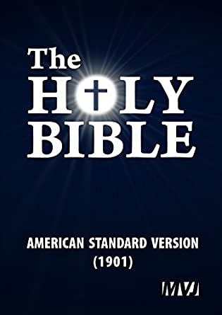 The holy bible american standard version 1901 asv kindle edition by god various - The office american version ...