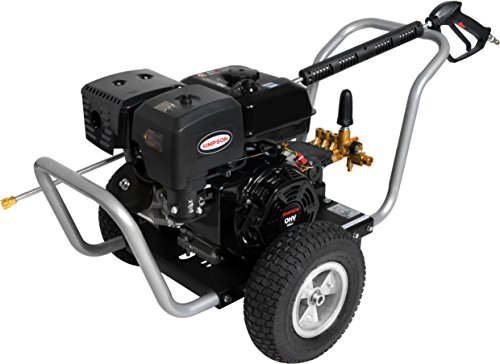 Simpson Cleaning WaterBlaster WB60824 4400 PSI at 4 GPM Simpson OHV 420cc Gas Pressure Washer