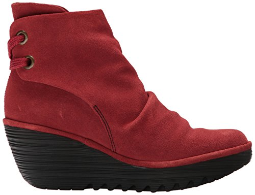 Fly Red Ankle Yama Suede Boot London Women's 4U4qfAwnTp