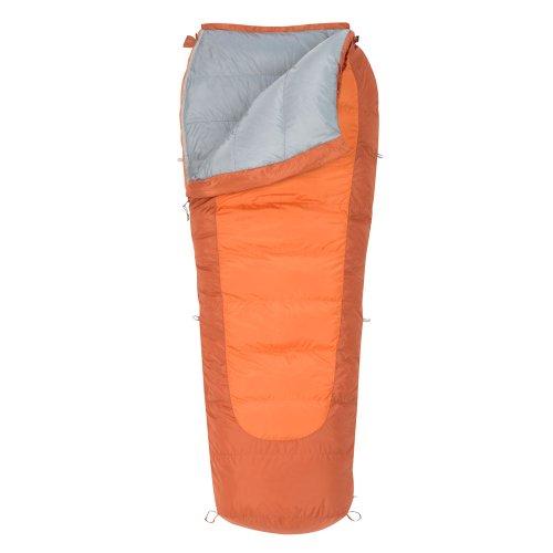 Kelty Coromell 0-Degree Sleeping Bag, Orange, 6-Feet 6-Inch, Outdoor Stuffs