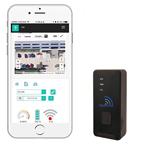 GPS Tracker Optimus 2.0