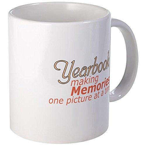 CafePress - Yearbook Making Memories Mug - Unique Coffee Mug, Coffee Cup