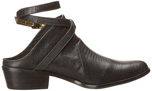 Cynthia Vincent Chaussures Acces Femmes Raleigh Mule Noir