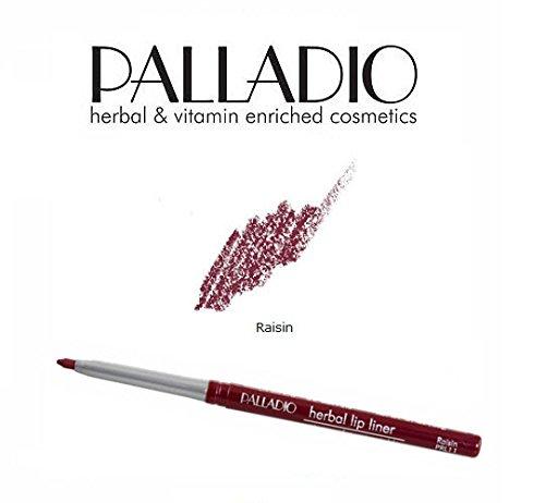 2 Pack Palladio Beauty Retractable Lip Liner 11 ()