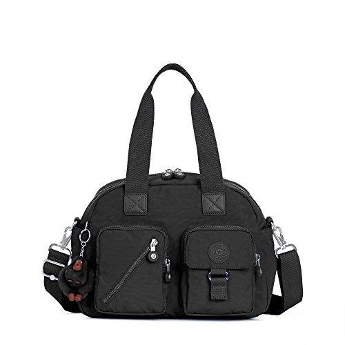 Kipling Defea Handbag Black T