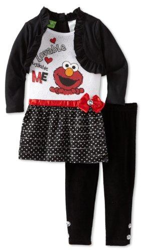 Sesame Street Lovable Huggable Legging