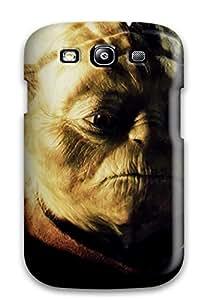 For Galaxy S3 Fashion Design Starwars Revenge Of The Sith George Lucas Force Jedi Yoda Darth Vader People Movie Case-jKFcGds6107XJWhx