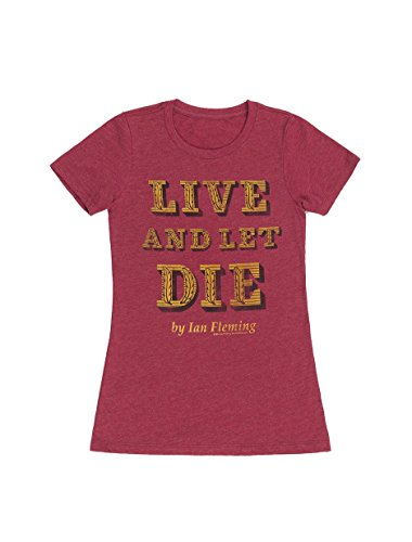 Out of Print Women's Live and Let Die T-Shirt ()