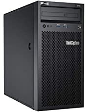 Lenovo ThinkSystem ST50 Serveur 3,4 GHz Intel® Xeon® E-2124G Tower (4U) 250 W - Serveurs (3,4 GHz, E-2124G, 8 Go, DDR4-SDRAM, 250 W, Tower (4U))