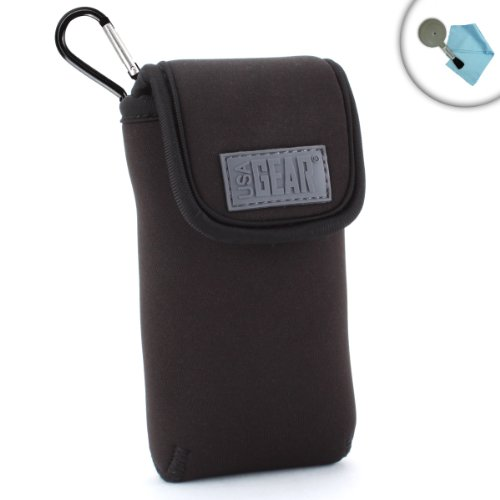 Handheld GPS Carrying Case for Garmin eTrex 10 Worldwide , 30x , Approach G8 , Magellan eXplorist 350H and More Units - Belt Loop , Clip , and Hook & - Stores At Water Tower Place