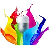 Smart Light Bulb, Xiaomi Yeelight WiFi LED Bulb Remote Control Dimmable RGB Color Changing E27 220V, Compatible w/Alexa No Hub Needed