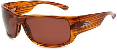 Lens Polarized Bayside Wood Hobie Grain copper Brown Frame 06fUxH