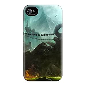 EOVE Design High Quality Minotaur Lair Cover Case With Excellent Style For Iphone 4/4s